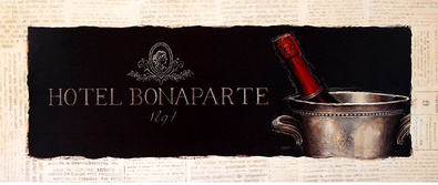 Emily Adams Hotel Bonaparte