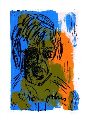 Armin Mueller Stahl Elton John