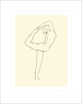 Auguste Rodin Dance movement