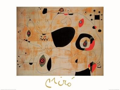 Joan Miro Le Port