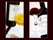 Calcagno 2er Set 'Vino Bianco' + 'Vino Rosso'