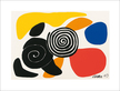 Calder alexander spirals and petals 1969 medium