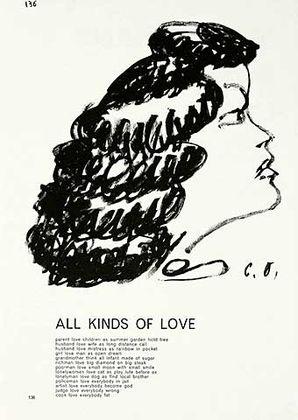 Claes Oldenburg 136 (One Cent Life)