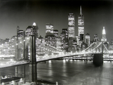 Henri Silberman Brooklyn Bridge