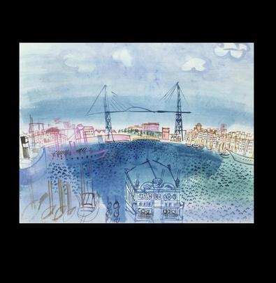 Raoul Dufy Der alte Hafen von Marseille