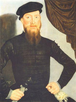 Lucas Cranach Bildnis eines Mannes