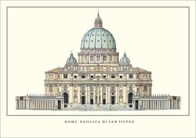 Carlo Maderno Rom, Petersdom