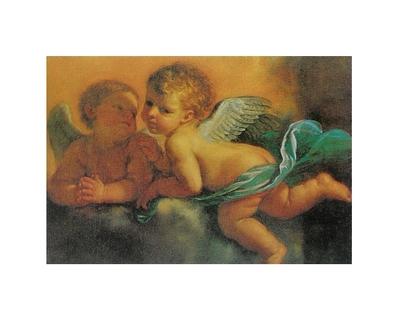 Guercino Engel