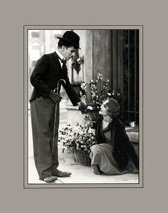 Sam Shaw Charles Chaplin IV
