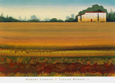 Robert Carson Tuscan Memory II