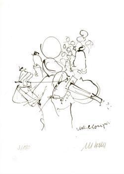 Armin Mueller Stahl Violinkonzert