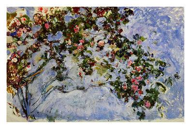 Claude Monet Der Rosenstrauch