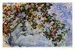 Monet claude der rosenstrauch medium