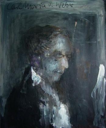 Armin Mueller Stahl Carl Maria von Weber