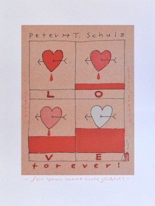Peter-T Schulz Love for Ever