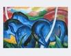 Marc franz die grossen blauen pferde   1911 medium