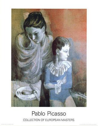 Pablo Picasso Artisten (gross)