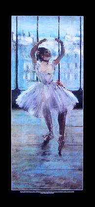 Edgar Degas Die Taenzerin im Atelier