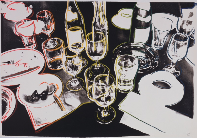 andy warhol after the party 1979 poster kunstdruck bei. Black Bedroom Furniture Sets. Home Design Ideas