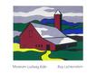 Roy lichtenstein red barn ii 47640 l