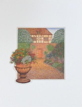 Stephen Whittle Garden Morning