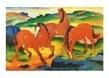 Marc franz die roten pferde 41033 medium