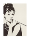 Pyramid studios audrey hepburn cigarello medium