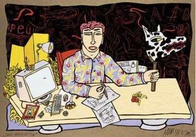Moritz Goetze Zwei Wahrheiten (2003)