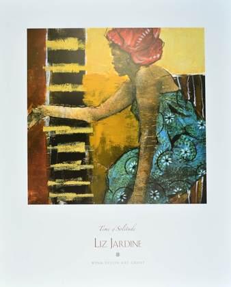 Liz Jardine Time of Solitude