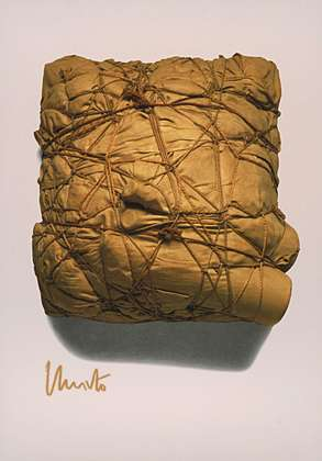 Christo Package 1961 (signiert)