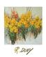 Dufy raoul gelbe blumen medium