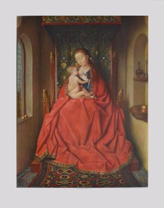 Jan van Eyck Die Madonna von Lucca