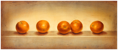 Lewman Zaid Lonely Oranges