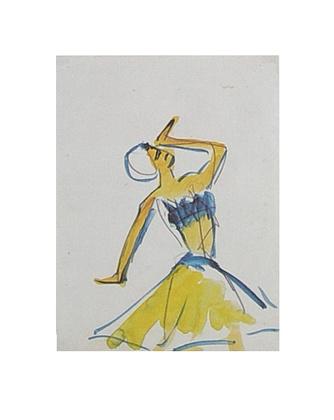 Ernst Ludwig Kirchner Tanzende