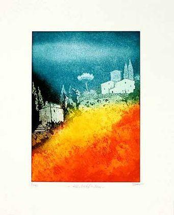 Guenther Fries Herbstfarben, 2005