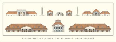 Claude-Nicolas Ledoux Saline