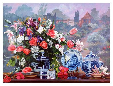 Julie Inman Spring Garden