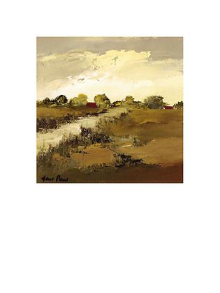 Hans Paus 2er Set 'Farmlands VI - VII'