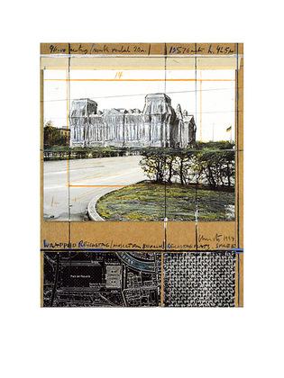 Christo Reichstag XIV
