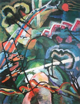 Wassily Kandinsky Komposition   Sturm