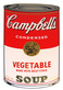 Warhol andy campbells soup vegetable medium