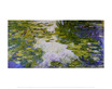 Monet claude the water lily pond klein medium