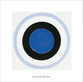 Kenneth Noland Blue Extend, 1962