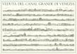 Antonio Quadri Veduta del Canal Grande di Venezia