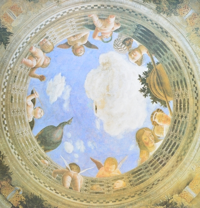 Mantegna Camera Degli Sposi
