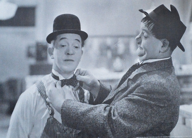 G. Neri Stan Laurel, Oliver Hardy: Tit for Tat