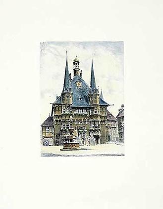 Bruck Wernigerode Rathaus