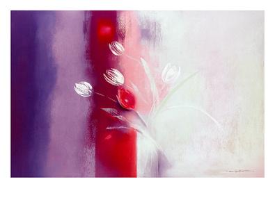 Marilyn Robertson 2er Set 'Floral Illusions I + II'