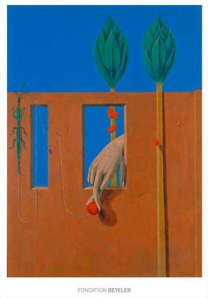 Max Ernst Au premier mot limpide
