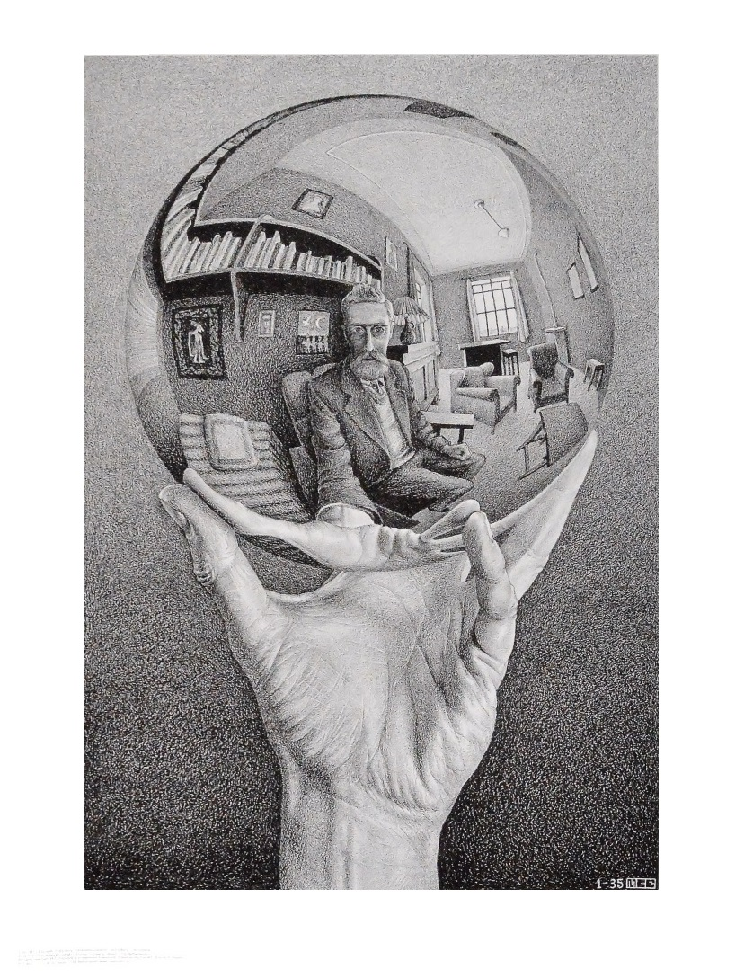 Escher Paintings Pictures
